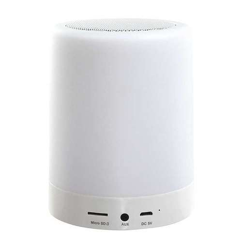 ENCEINTE LED AMBIANCE BLUETOOTH PUISSANCE 3 WATTS RMS tes176hd05