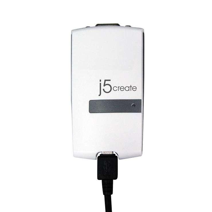 ADAPTATEUR DISPLAY J5 USB 2.0 VERS VGA MULTI ECRAN PC & MAC jua19021500x1500