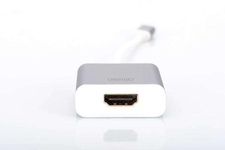 ADAPTATEUR USB DIGITUS - HDMI 4K USB 3.0 TYPE C da708363