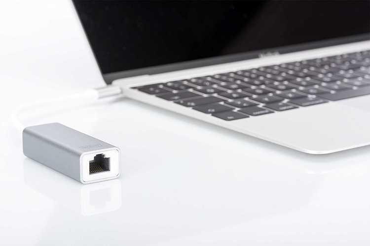 ADAPTATEUR USB 3.0 TYPE C 10/100/1000 MBPS dn30242