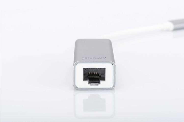 ADAPTATEUR USB 3.0 TYPE C 10/100/1000 MBPS dn30243