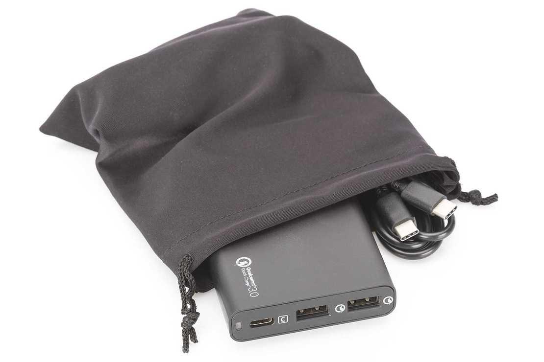 ALIMENTATION UNIVERSELLE 40 WATTS 1 X USB TYPE C - 2X USB QUALCOM da101941