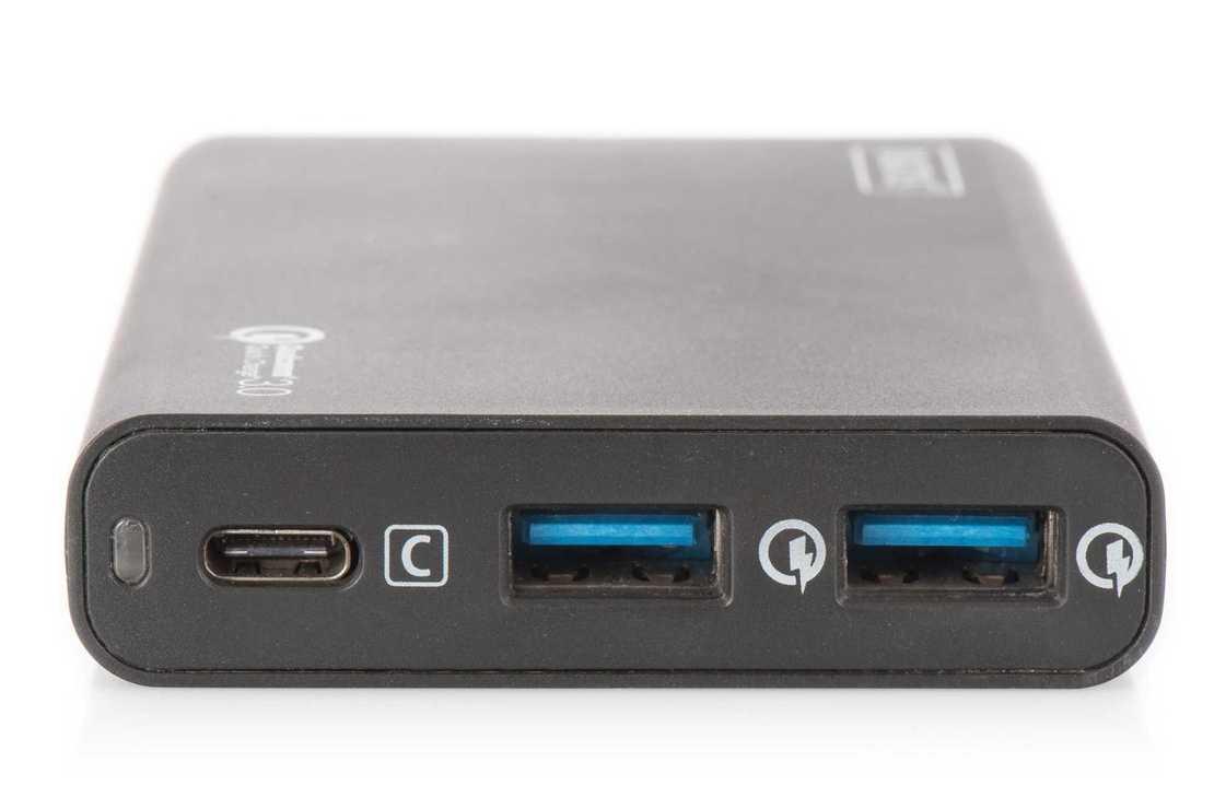 ALIMENTATION UNIVERSELLE 40 WATTS 1 X USB TYPE C - 2X USB QUALCOM da101943