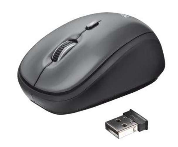 SOURIS IVY SANS FIL 800/1600 DPI BLACK 0