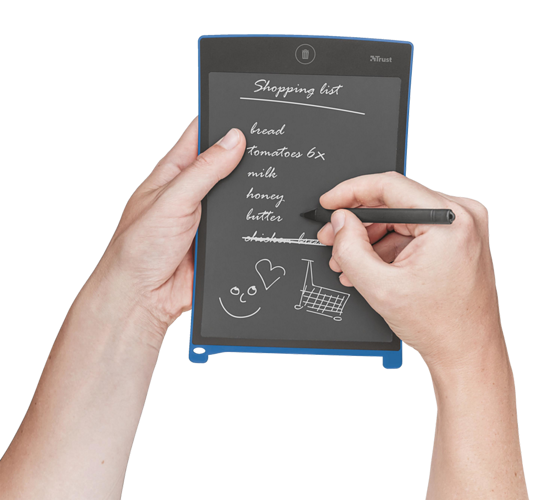 BLOC NOTE NUMERIQUE WIZZ DIGITAL WRITING PAD ECRAN 8.5'''' LCD tr223571