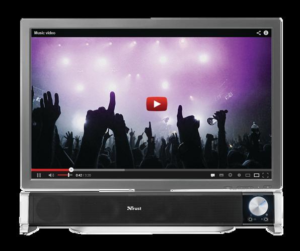 BARRE DE SON ASLO SOUNDBAR PC &TV PUISSANCE 6 WATTS RMS tr210462