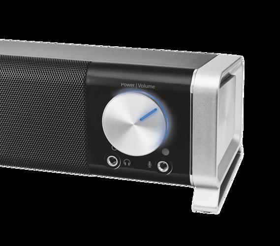 BARRE DE SON ASLO SOUNDBAR PC &TV PUISSANCE 6 WATTS RMS tr210463