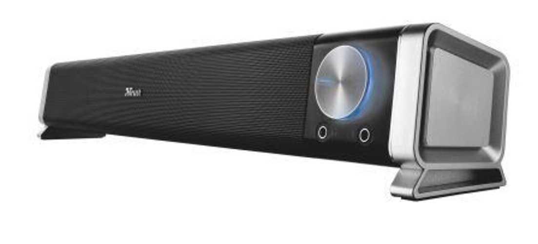 BARRE DE SON ASLO SOUNDBAR PC &TV PUISSANCE 6 WATTS RMS 0