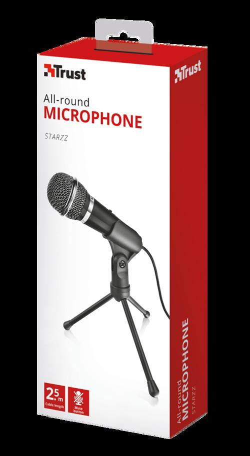 MICROPHONE STARZZ ALL ROUND NOIR tr216714