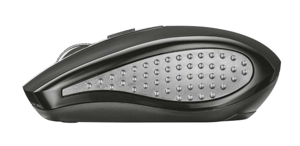 CLAVIER + SOURIS XIMO SANS FIL USB NOIR PC & MAC tr21136-3