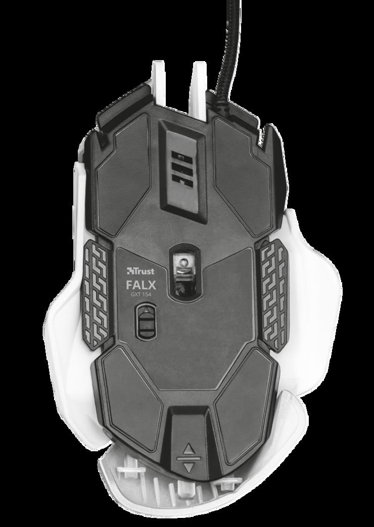 SOURIS GAMING GXT-154 FALX ILLUMINATED 2400 DPI tr218355