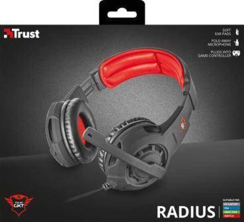 CASQUE + MICRO GAMER GXT-310 RADIUS tr21187-4small