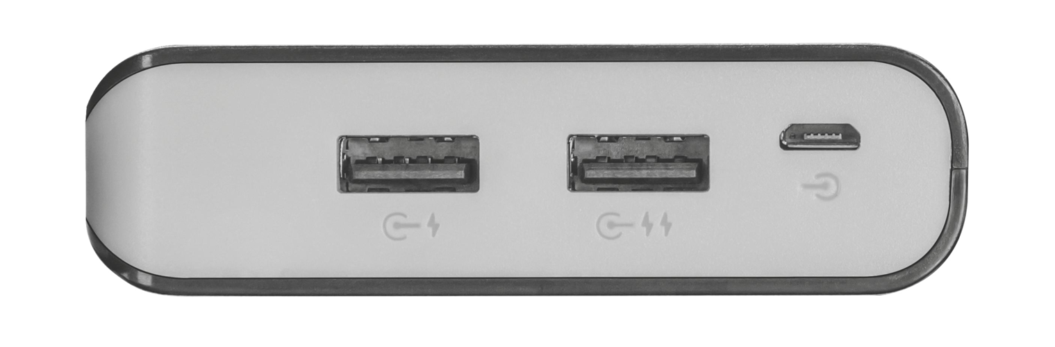 POWERBANK PRIMO 20 000 MAH 2 X USB 12 W/2,4 A NOIR tr217951
