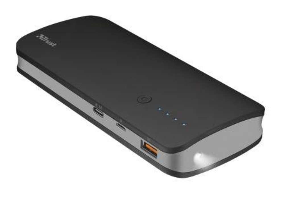 POWERBANK OMNI 10 000 MAH USB TYPE C QUICKCHARGE 3.0 0