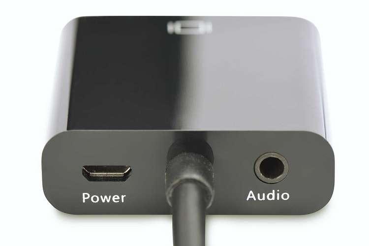 Adaptateur HDMI A en VGA da70461-3
