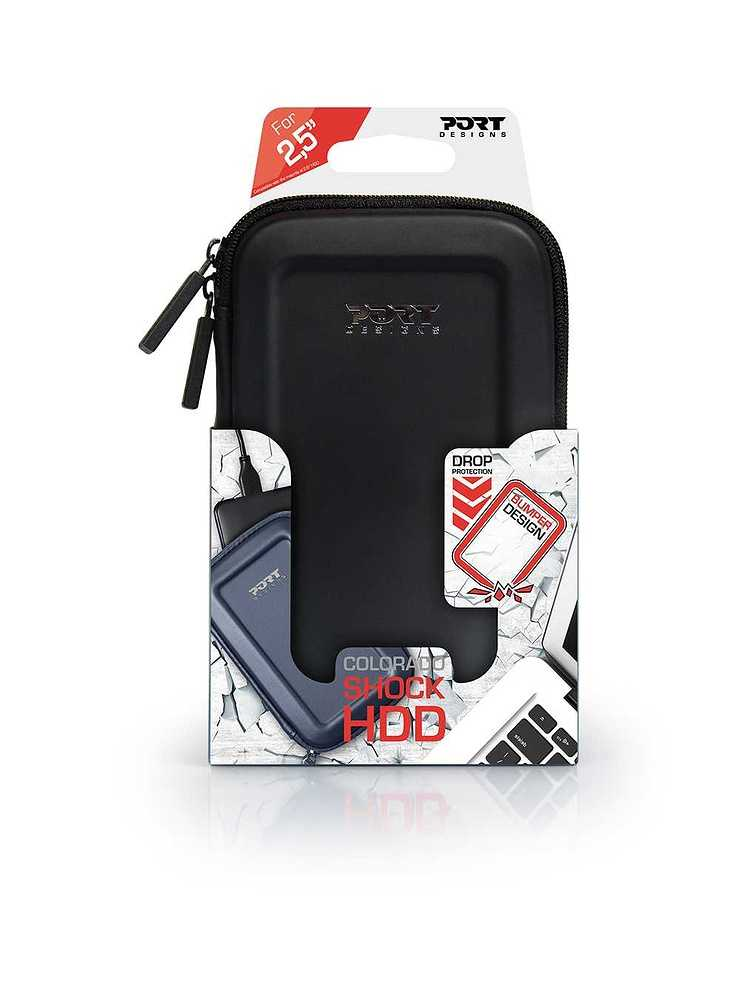 Etui HDD Colorado Shock 2.5'' NOIR 4001455