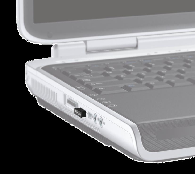 ADAPTATEUR USB BLUETOOTH 4.0 tr18187-2
