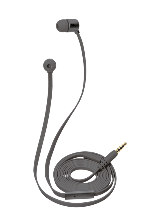OREILLETTES DUGA SPACE GREY INTRA AURICULAIRE tr209021