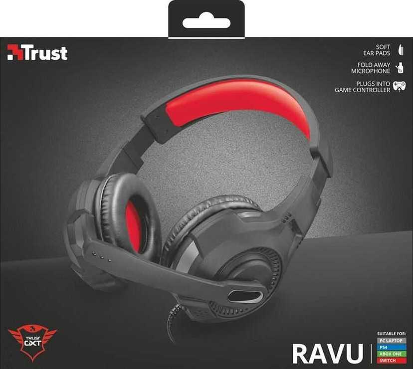 CASQUE + MICRO GXT-307 RAVU tr224503small