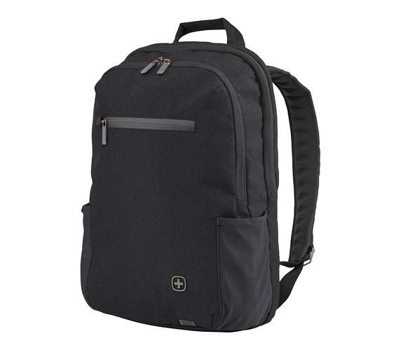 SAC A DOS CITY FRIEND 16'''' NOIR RFID 0