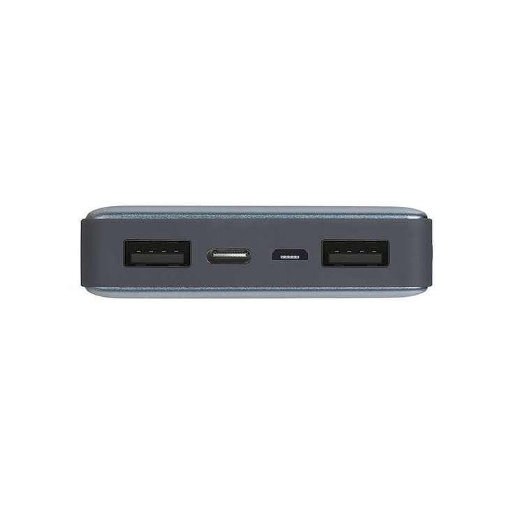POWERBANK VA1215 15 000 MAH 2.4A MICRO USB+TYPE C va1215-3