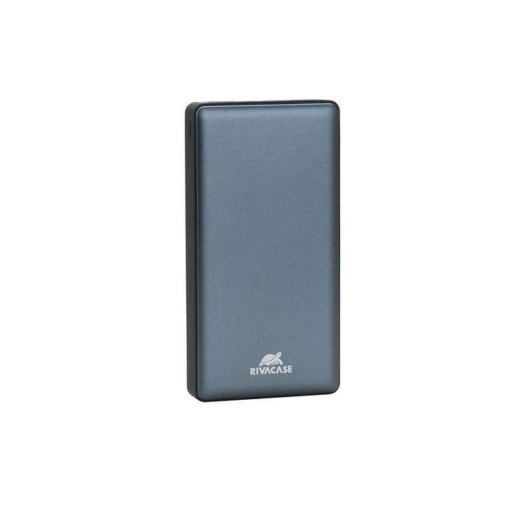 POWERBANK VA1215 15 000 MAH 2.4A MICRO USB+TYPE C 0