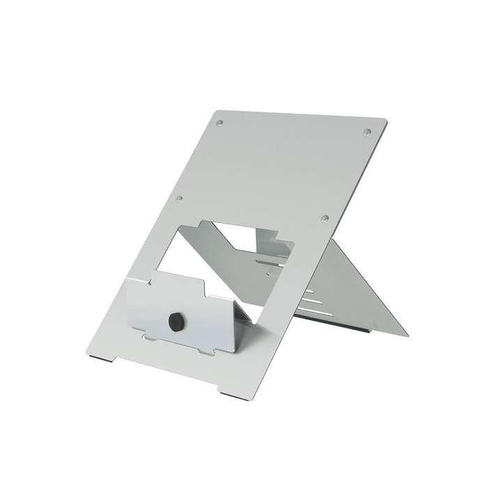 Avec R-Go Tools, rendez votre poste de travail plus sain ! r-go-riser-laptop-stand-silver-3small