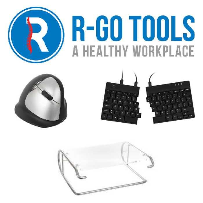 Avec R-Go Tools, rendez votre poste de travail plus sain ! 0