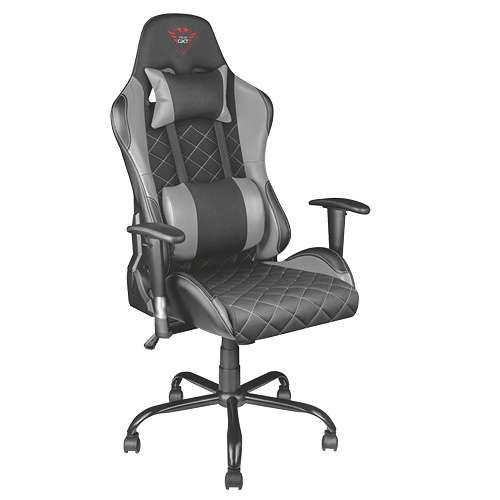 FAUTEUIL GAMING GXT-707R RESTO GRIS 0