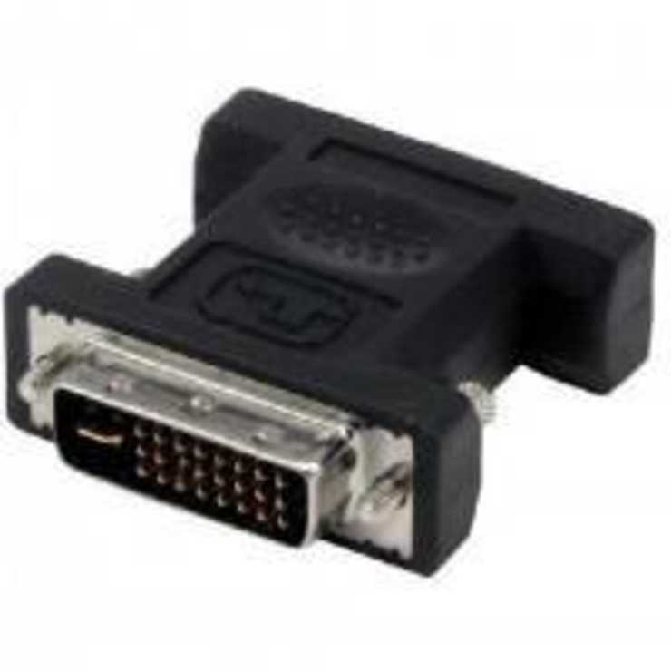 ADAPTATEUR DVI -I MALE / FEMELLE HD15 SOUS BLISTER cg211z