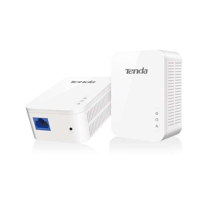 KIT 2 X CPL 1000 MBPS HOME PLUG AV2 0