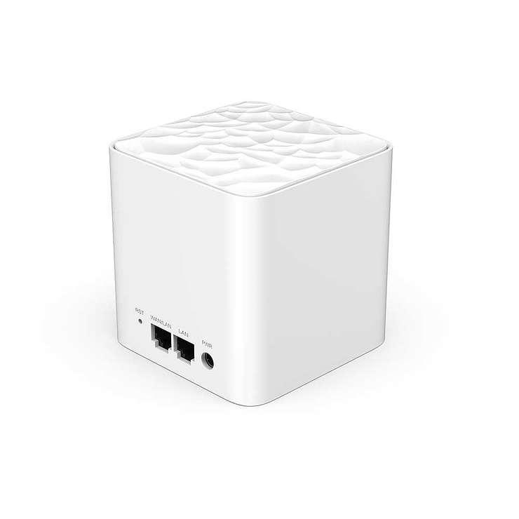 SYSTEME WIFI MESH DE DOMICILE POUR 200 m² max BI-BANDES AVEC 2 BLOCS b201804141101564268