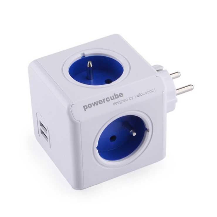 MULTIPRISE POWERCUBE ORIGINAL USB 0