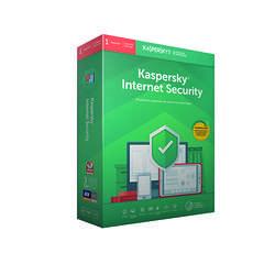 LOGICIEL KASPERSKY INTERNET SECURITY 2019 1 POSTE 1 AN