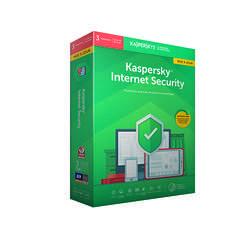 LOGICIEL KASPERSKY INTERNET SECURITY 2019 3 POSTE 1 AN