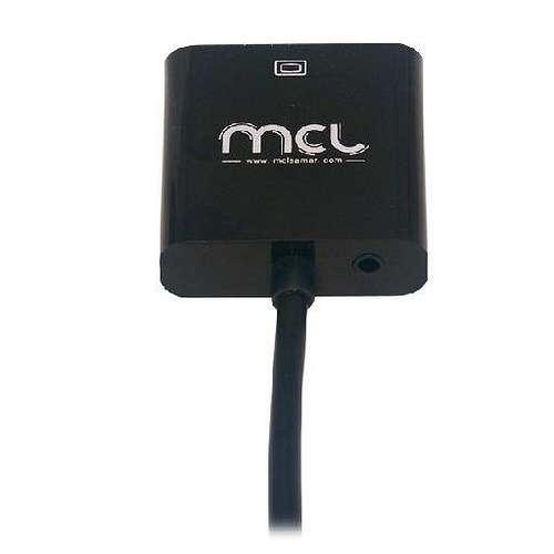 CONVERTISSEUR CABLE MINI HDMI (TYPE C) / VGA FEMELLE 22 CM SOUS BLISTER produit287620