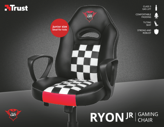 FAUTEUIL GAMING GXT 702 RYON JUNIOR GAMING tr228761
