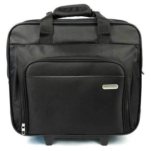 "MALETTE TROLLEY EXECUTIVE 15,6"" - NOIR tbr003eu1"