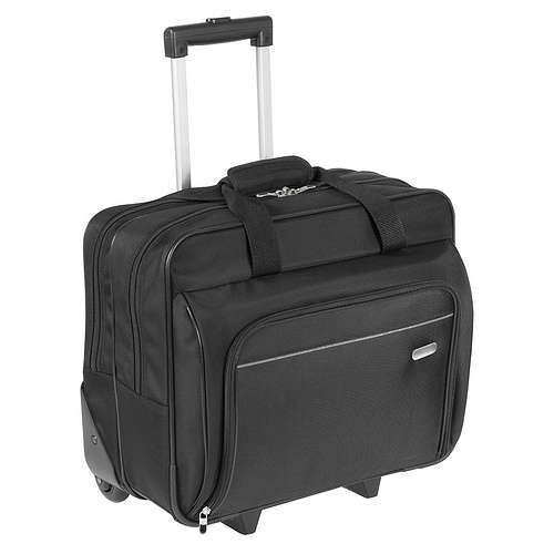 "MALETTE TROLLEY EXECUTIVE 15,6"" - NOIR 0"