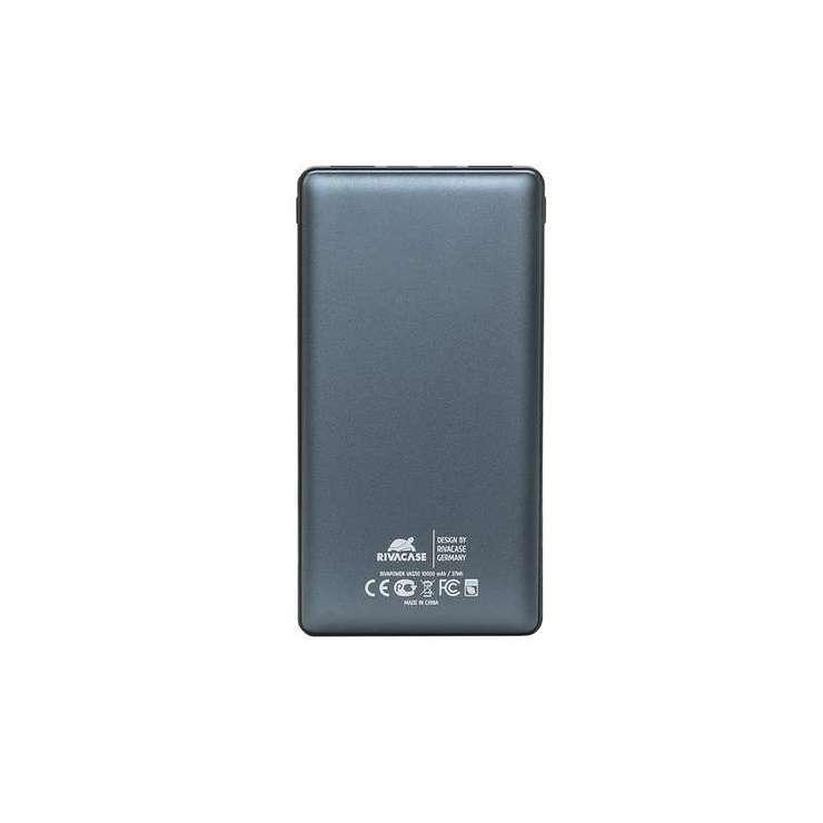 POWERBANK VA1210 10 000 MAH 2.4A MICRO USB+TYPE C va12102