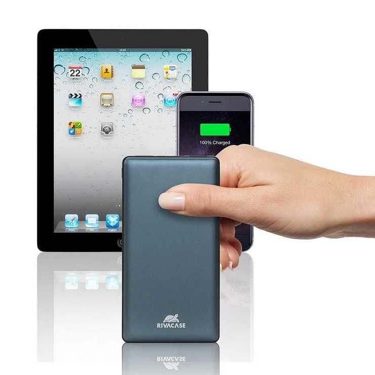 POWERBANK VA1210 10 000 MAH 2.4A MICRO USB+TYPE C va12103