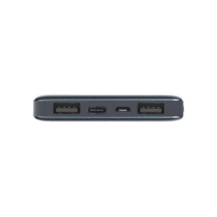 POWERBANK VA1210 10 000 MAH 2.4A MICRO USB+TYPE C va12104