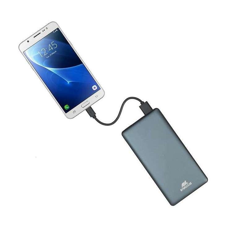 POWERBANK VA1210 10 000 MAH 2.4A MICRO USB+TYPE C va12107