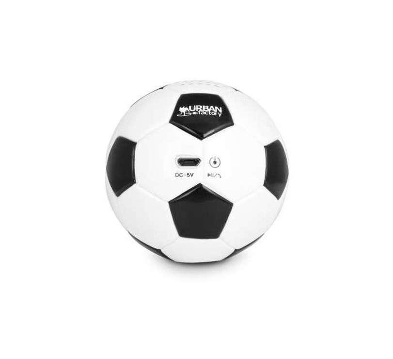 ENCEINTE BLUETOOTH FOOTBALL- 3 WATTS mbs12uf3