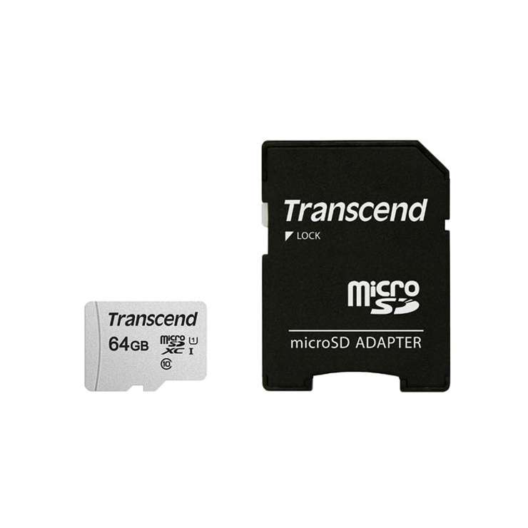 CARTE MEMOIRE MICRO SD 64GBUHS-I U1 + ADAPTATEUR 0