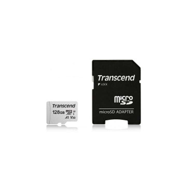 CARTE MEMOIRE MICRO SECURE DIGITAL 128GB + ADAPTATEUR 0
