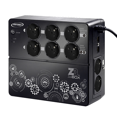 STATION D''ENERGIE DE SALON Z3 ZENERGYCUBE EX700 0