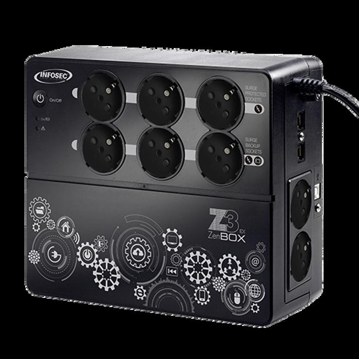 STATION D''ENERGIE DE SALON Z3 ZENERGYCUBE EX1000 0