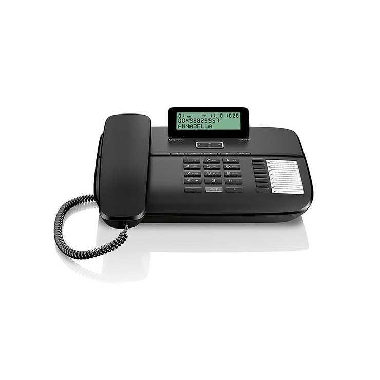 TELEPHONE DA710 FILAIRE MAINS LIBRES 0