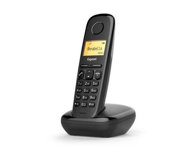TELEPHONE A170 SOLO SANS FIL NOIR gsa170noir1